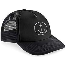 VIENTO Anchor Logo Gorra de Rejilla