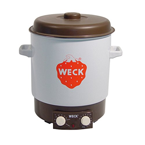 Glühweinkocher ca. 29 Liter Heißgetränkespender mit Uhr -ideal als Heißwasserspender o. Glühweintopf als Einkochautomat - Leistung 2000 Watt