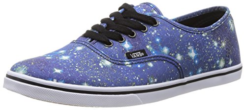 Vans U Authentic Lo Pro, Baskets Basses Mixte Adulte, Bleu Bleu (Satellite/Black)