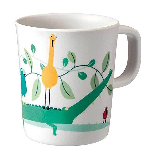 Petit Jour Paris Jungle Mug avec Anse en mélamine