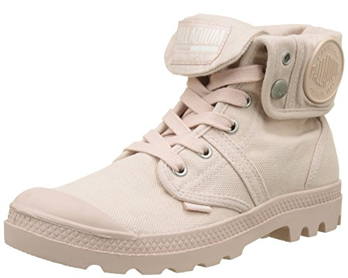 best sneakers e5e45 b3e5b Palladium Pallabrouse Baggy, Bottes   Bottines Souples Femmes, Rose (Peach  Whip K74)