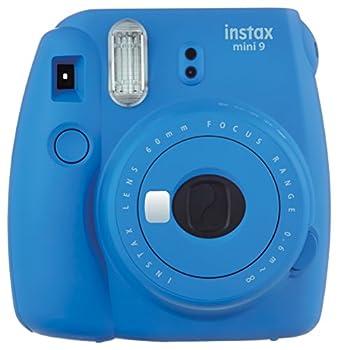 Fujifilm Instax Mini 9 Kamera Cobalt Blau 7