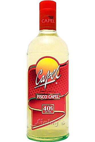 Chile Bier (Capel Pisco Premium Double Distilled 0,7 L)