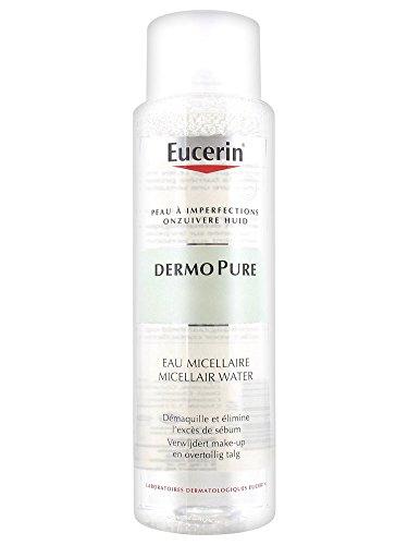 Eucerin Dermo Pure Micellair Water Lotion Unreine Haut 400ml