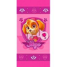 Disney  - Toalla de playa infantil  sky patrulla canina