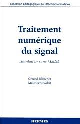 Traitement numérique du signal - simulation sous Matlab