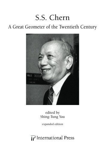 S.S. Chern: A Great Geometer of the Twentieth Century: expanded edition by [various contributors] (2012-03-12)