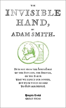 The Invisible Hand par [Smith, Adam]