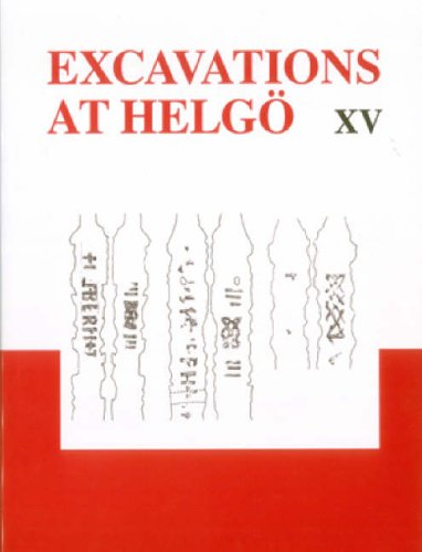 Weapon Investigations: v. 15: Helgo and the Swedish Hinterland (Excavations at Helgo)