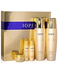 Korean Cosmetics, amorepacific _ iope, iope Super Vital Lot de 2Piece (Super Vital Extra Moist Softener (150ml) +...