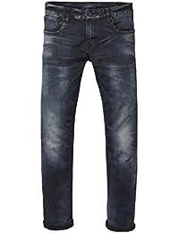 Scotch & Soda Herren Straight Jeans Tye-Sander