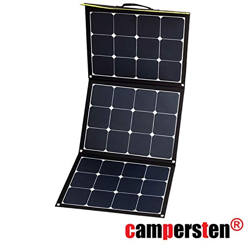SunFolder | Solartasche | Solarmodul | faltbar (120Watt)