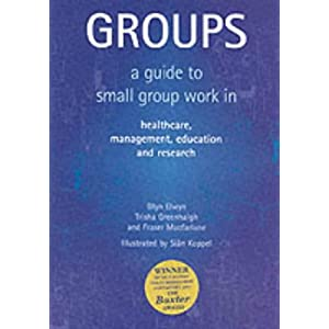 Groups: A Guide to Small Group Work in Healthcare, Management, Education and Research