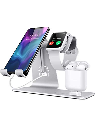 Bestand Soporte [3 en 1] Apple iWatch Estante para