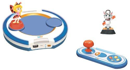 LEXIBOOK- LBOX100FR – Jeu Electronique – Ma Première Console De Jeux Interactive