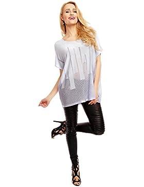 Art Styling - Camisas - Cuello redondo - para mujer