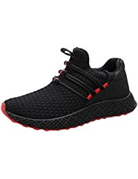 detailed look 0f601 8369d XNBZW Mode Hommes Flying Tissage Baskets Casual Chaussure Respirante  Chaussures de Course pour Etudiants