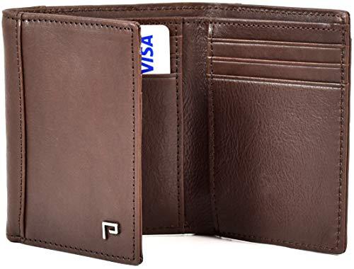 Nuestra ambición era crear una cartera compacta y espaciosa en la que almacenar sus tarjetas, billetes y monedas de manera cómoda y segura, así nació POCARDO CHIC.  Las características del producto:  • 13 ranuras para tarjetas; 1 de ellos transparent...
