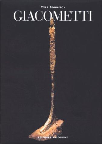 Alberto Giacometti par Yves Bonnefoy