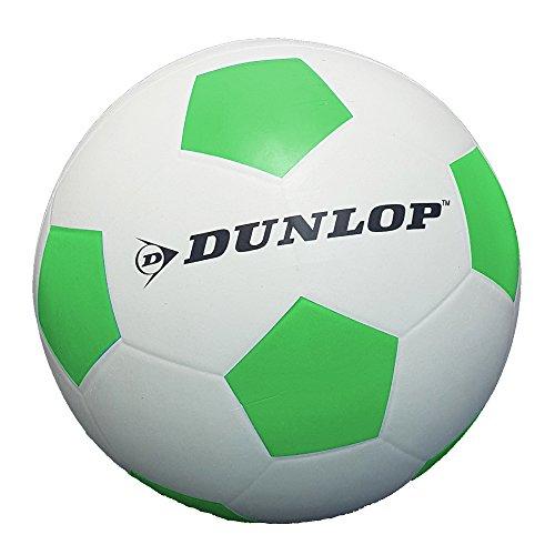 Fußball gummiert verschiedene Farben griffig Spiel Ball Größe 5 Indoor Outdoor (Grün) Wilson Fußball Grün