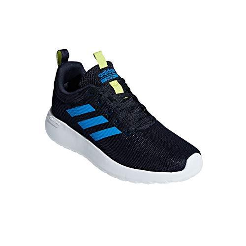 adidas Lite Racer CLN, Unisex-Kinder Hallenschuhe, Mehrfarbig (Tinley/Azubri/Amasho 000), 36 2/3 EU