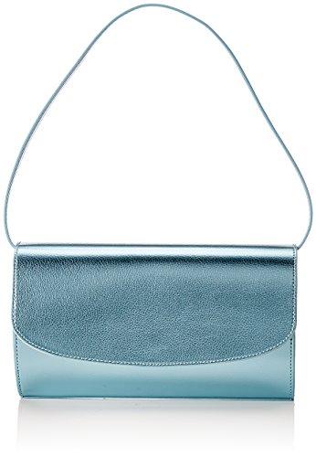 Esprit Accessoires Damen 058ea1o016 Baguette, Blau (Light Blue), 4x15x27 cm
