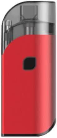 ZQ GO E-Zigaretten Set - All in One - 2ml Tankvolumen - Farbe: rot