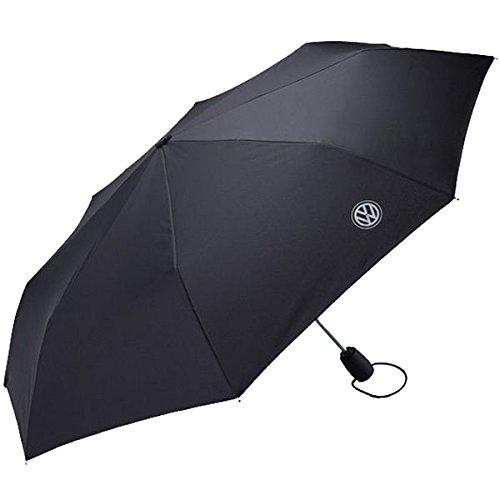 Volkswagen 000087602K Taschenschirm, schwarz