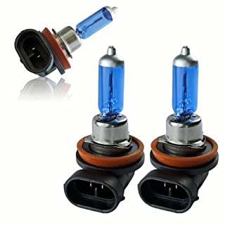 2x H11 [711] 55w Ice Blue Xenon Scheinwerferlampe 12v