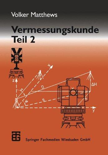 Vermessungskunde, 2 Tle., Tl.2