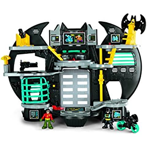 Imaginext - Batcueva (Mattel Y2806)