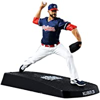 Imports Dragon 2016 Corey Kluber Cleveland Indians World Series MLB Figur (16 cm)