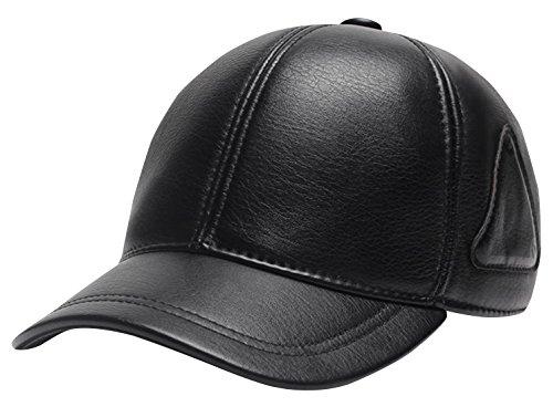 Panegy - Sombrero Aviador Hombre Gorro Gorra Orejera