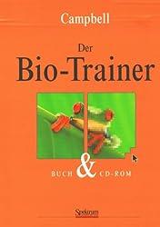 Biologie, Bio-Trainer (Buch + CD-ROM)