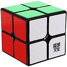 MoYu YJ Lingpo 2x 2x 2velocidad Cubo Puzzle Puzzle de Lisa), color negro