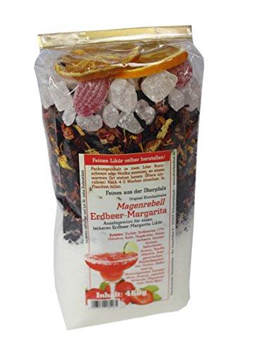 Likör Magenrebell Erdbeer - Margarita Menge:460g