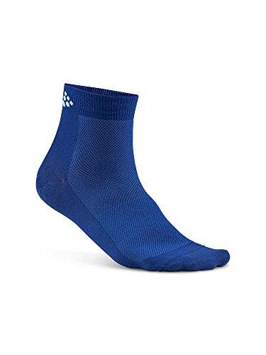 Craft Herren Socken Größe Mid (Pack von 3) XL True Blue/Heal
