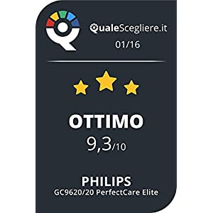 Philips gc9620 20 centrale vapeur perfectcare elite 6 5 bar effet pressing jusqu 39 450g amazon - Centrale vapeur philips gc9620 20 ...