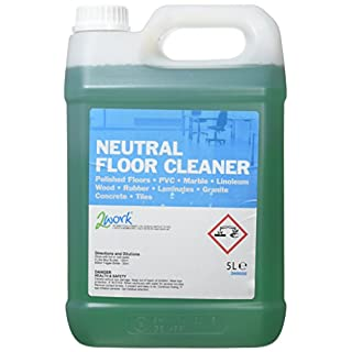 2WORK 498 TFN Neutral Floor Cleaner, 5 L