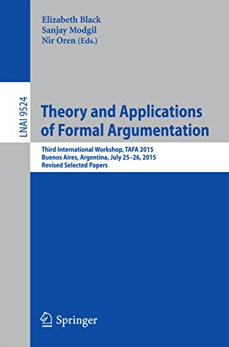 New pdf release theory and applications of formal argumentation new pdf release theory and applications of formal argumentation third thecheapjerseys Image collections