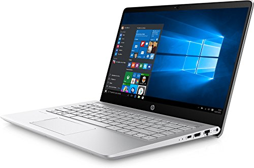 HP Pavilion 14-bf014ns - Ordenador Portátil 14' FullHD (Intel Core i7-7500U, 8 GB RAM, 512 GB SSD, NVIDIA GeForce 940MX 2GB, Windows 10) - Teclado QWERTY Español