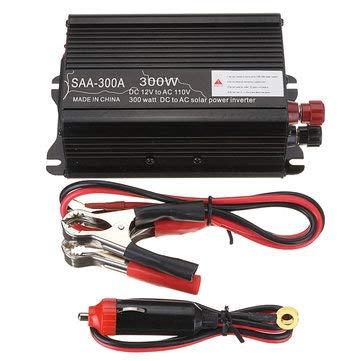 CCChaRLes 300W 12V A 110V Ac Solar Power Inverter