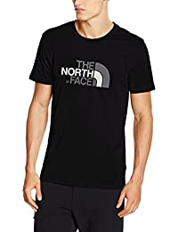 The North Face Men M Easy Short Sleeved T-Shirt