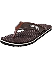 Sunshine Men's Hawaii Thong Sandals