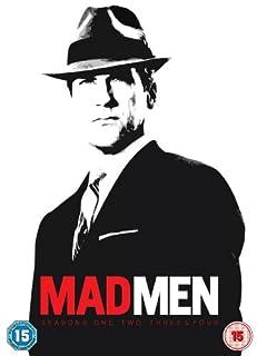 Mad Men - Seasons 1-4 [DVD] (B004ISLFHM) | Amazon price tracker / tracking, Amazon price history charts, Amazon price watches, Amazon price drop alerts