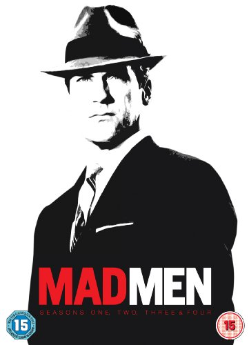 Mad Men Seasons 1-4 [Reino Unido] [DVD]