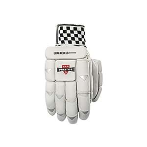 Gray Nicolls GN-Prestige  Batting Gloves, Medium-Right hand