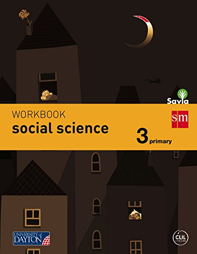Social science. 3 Primary. Savia. Workbook - 9788415743927