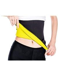 Cinturón de sudor Shapers,Adelgazante, para fitness y vientre plano, de neopreno, ideal para yoga, moldeador del cuerpo, de G-Smart, XX-Large