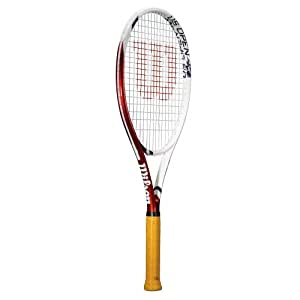 Wilson US Open - Tennisschläger besaitet - Griff L3